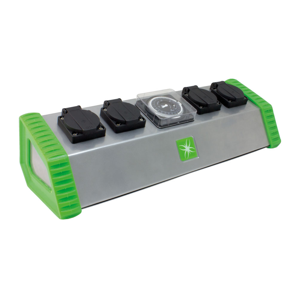 LUMii Contactor Timer Instructions