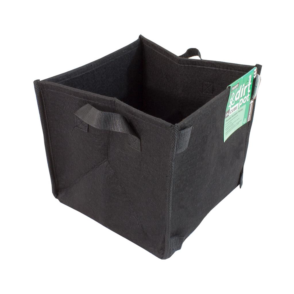 PLANT!T Square Base DirtPot 17L - Pack of 10