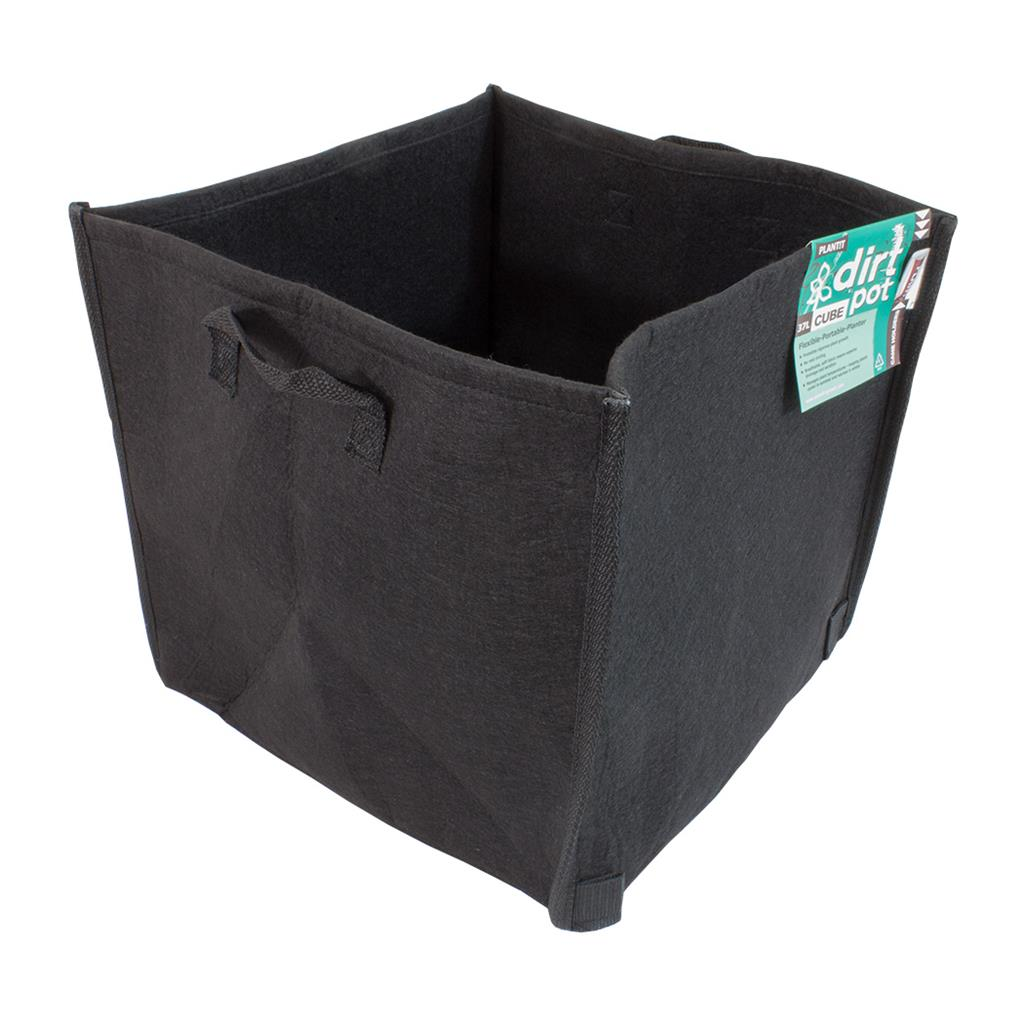 PLANT!T Square Base DirtPot 26L - Pack of 10