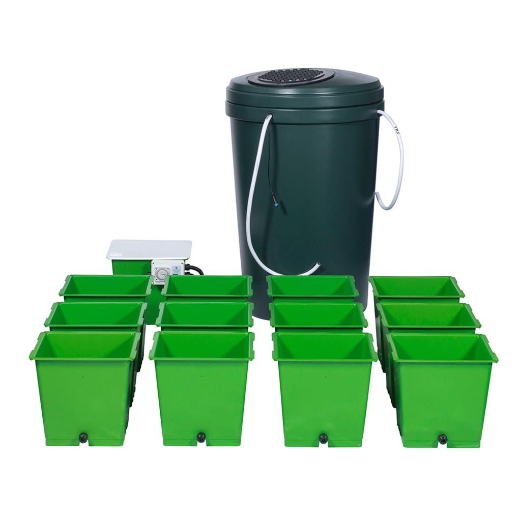 GREEN MAN FD12 System - 12 Pot