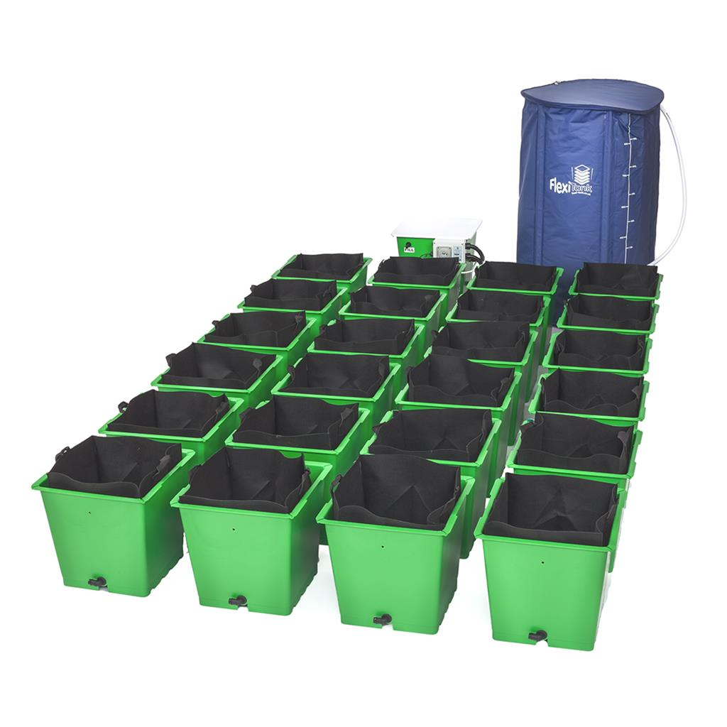 GREEN MAN FD24 (FLEX) System - 24 Pot