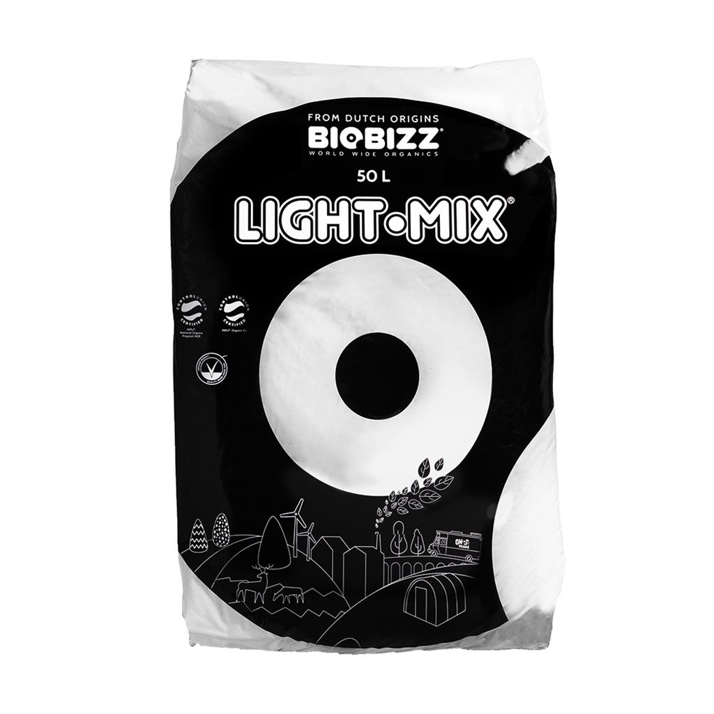 Biobizz Light-Mix Potting Soil - 50L Bag
