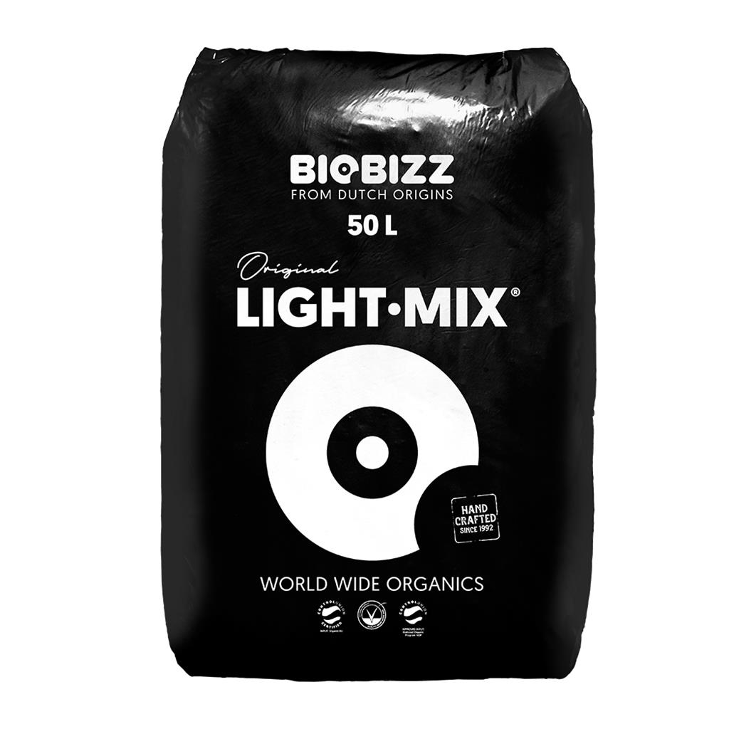 Biobizz Light-Mix sol - sac 50L