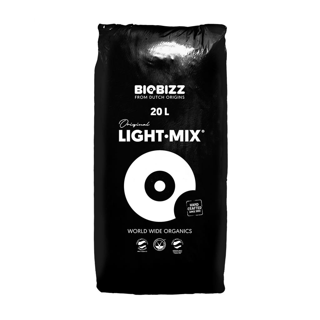 Biobizz Light-Mix sol - sac 20L