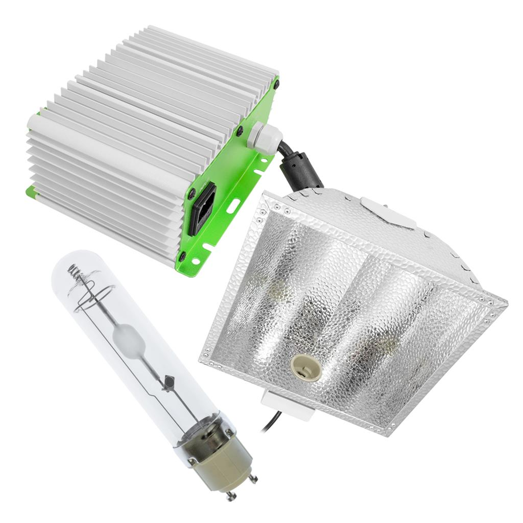 LUMii Solar 315W Closed & GRO Lamp Kit