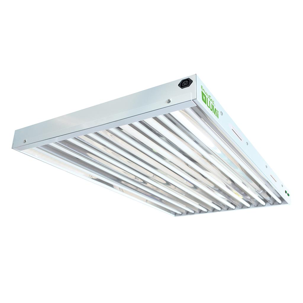 EnviroGro by LUMii 4ft (122cm) 8 Lamp T5 Light