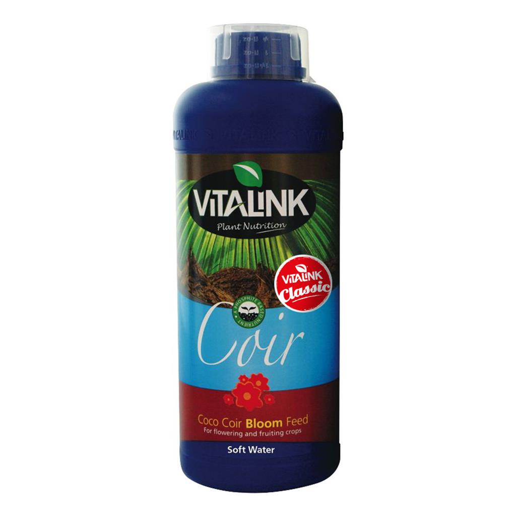 VitaLink Coir Classic Bloom Soft Water 1L