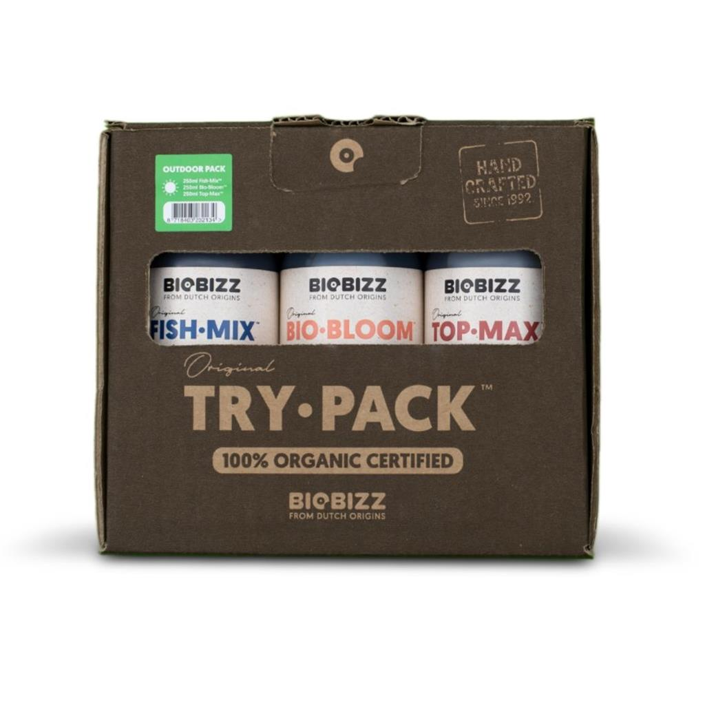 Biobizz Try·Pack - Outdoor Pack