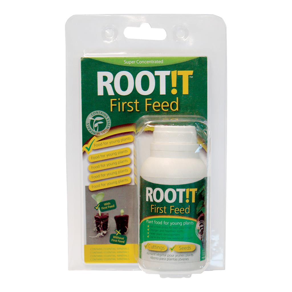 ROOT!T First Feed 125ml - CDU of 10