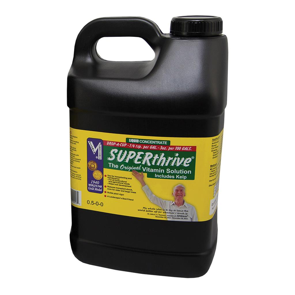 SUPERthrive 9.4L (2.5 Gallon)