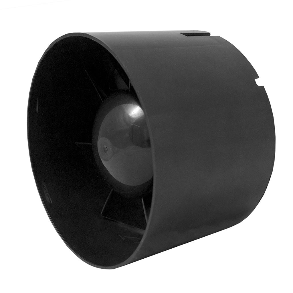 "RAM Inline Exhaust Fan - 150mm (6"") - 250m³/hr"