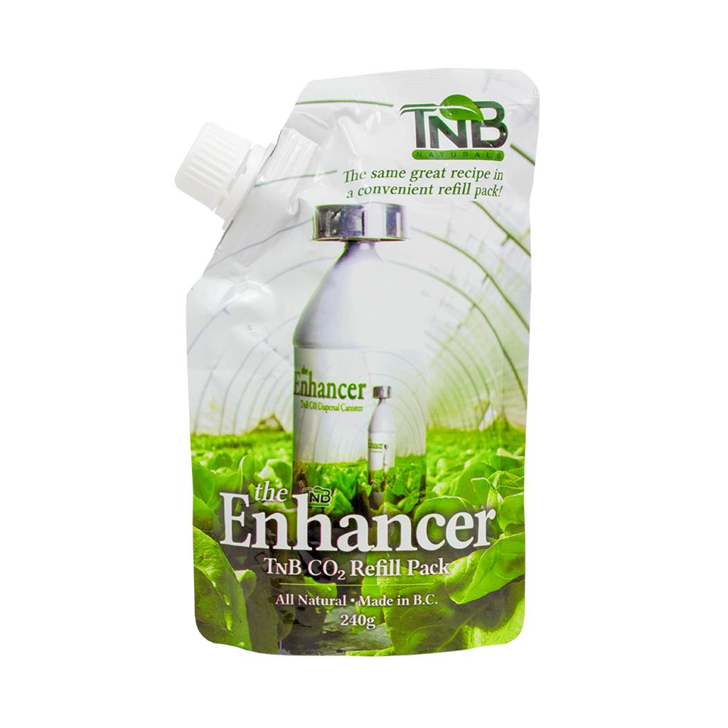 The Enhancer - TNB CO₂ - Recharge - 240g