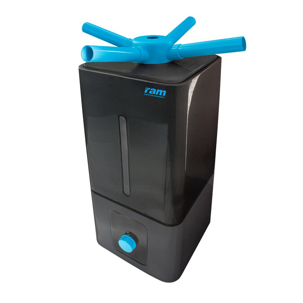 RAM Ultrasonic Humidifier - 13L Tank