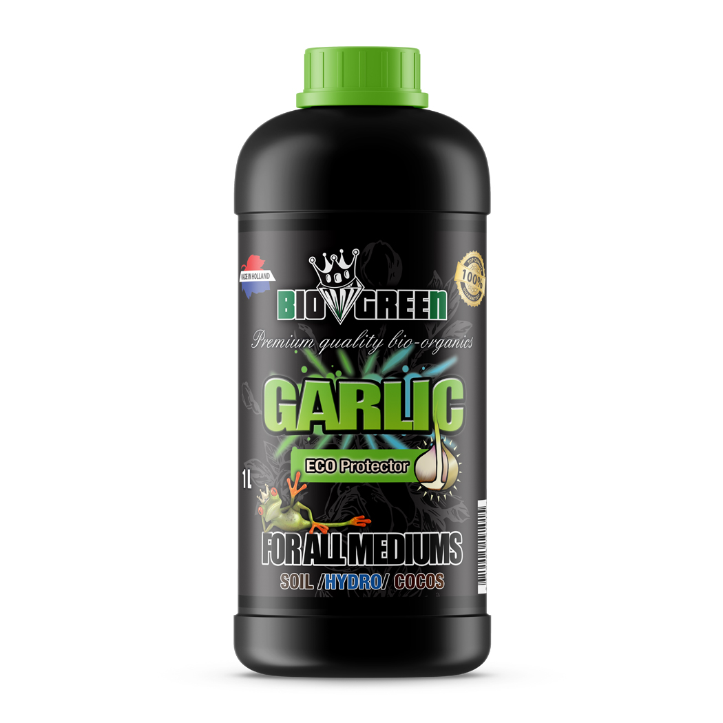 BIOGREEN GARLIC ECO Protector - 1L