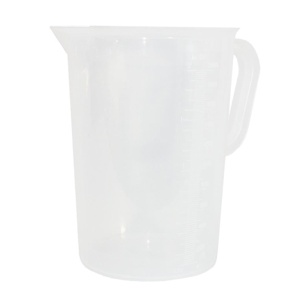 2L Graduated Jug - 100ml increments