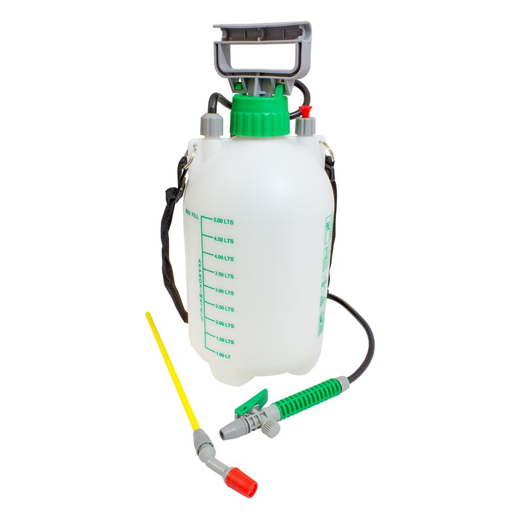 Pump Up Compression Sprayer - 5L