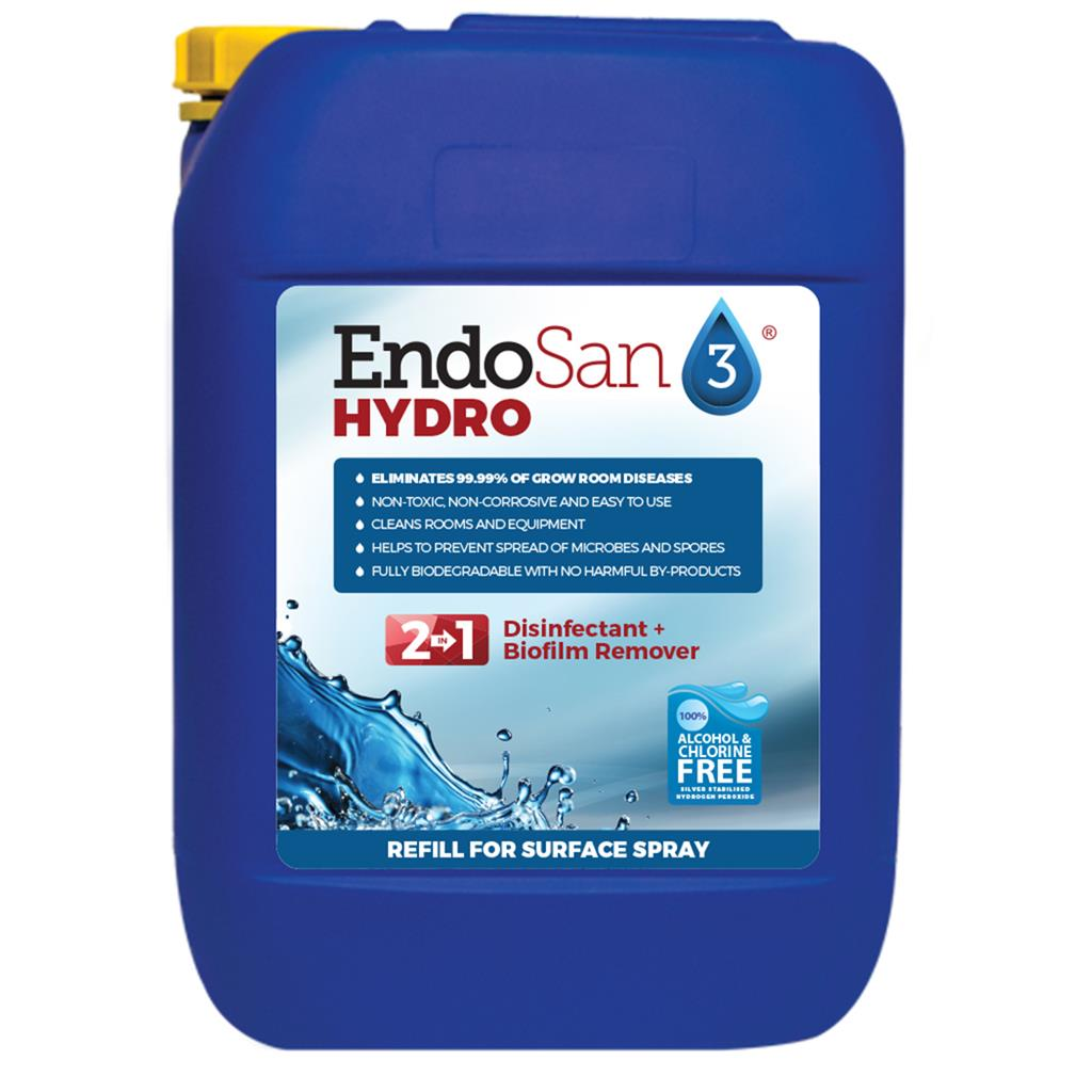 EndoSan Hydro 3 Surface Disinfection 5L