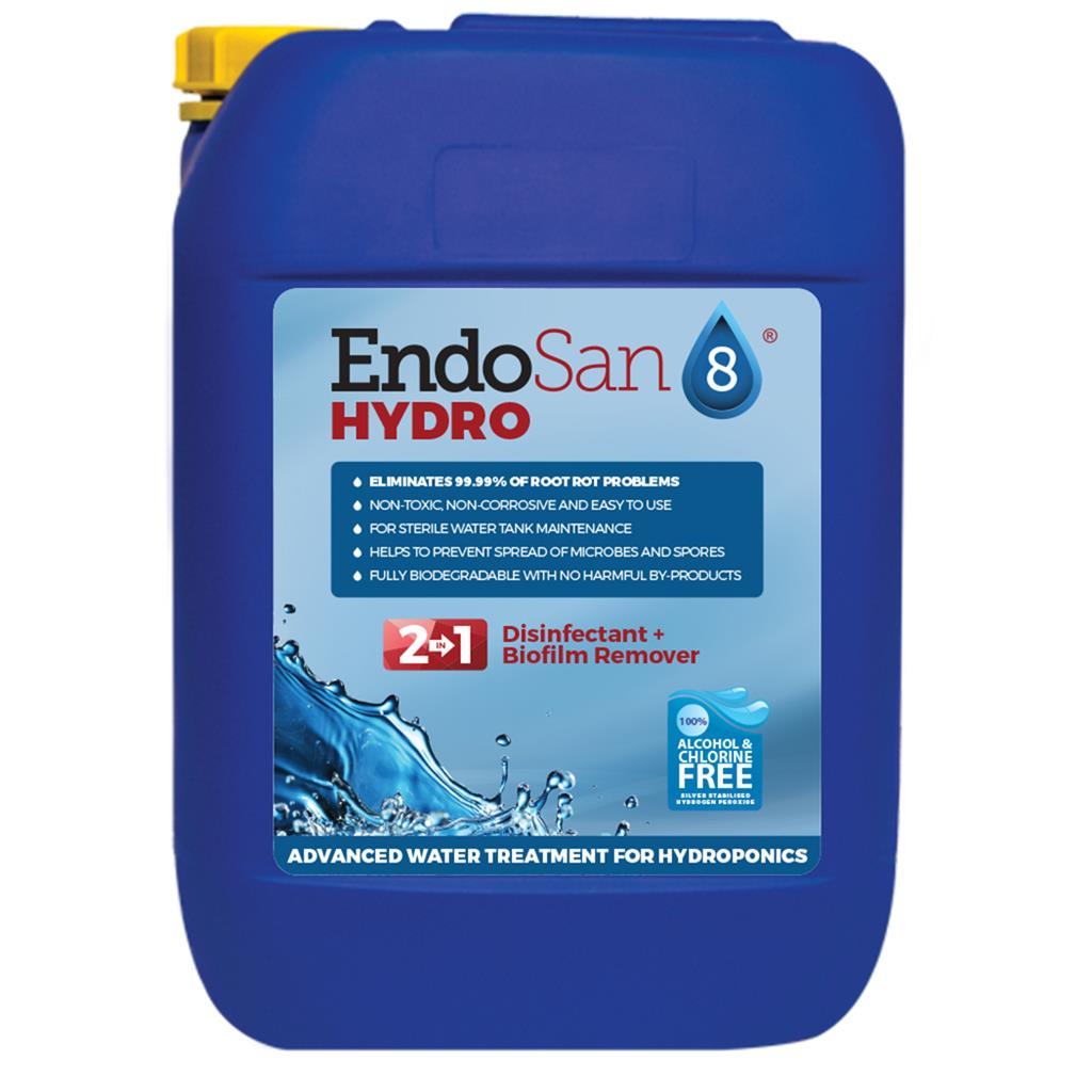 EndoSan Hydro 8 Water Disinfection 5L