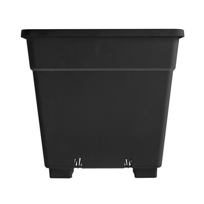 25L Premium Square Pot with Feet