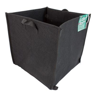 PLANT!T Square Base DirtPot 56L - Pack of 5