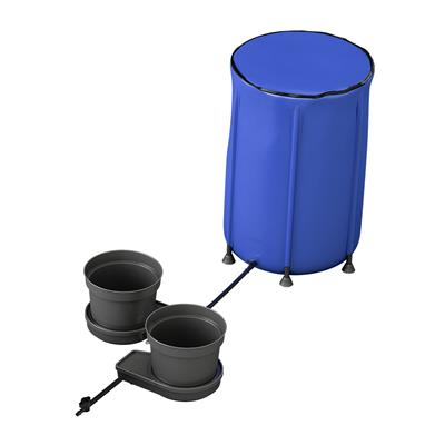 GoGro 15L 2 Pot System - 60L Flexible Tank