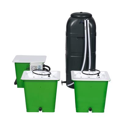GREEN MAN 2 Combi System - 2 Pot