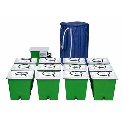 GREEN MAN 12 Combi (FLEX) System - 12 Pot