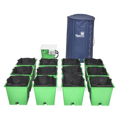 GREEN MAN FD12 (FLEX) System - 12 Pot