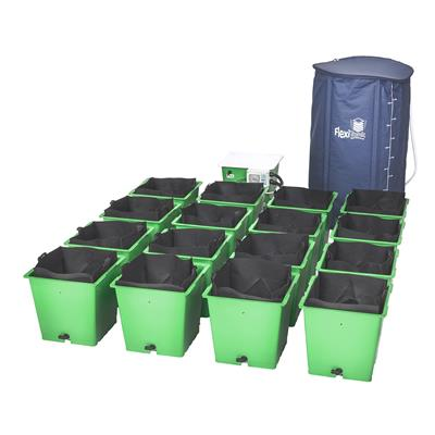 GREEN MAN FD16 (FLEX) System - 16 Pot
