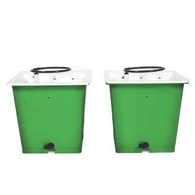GREEN MAN Combi Kit 2 Pot Package