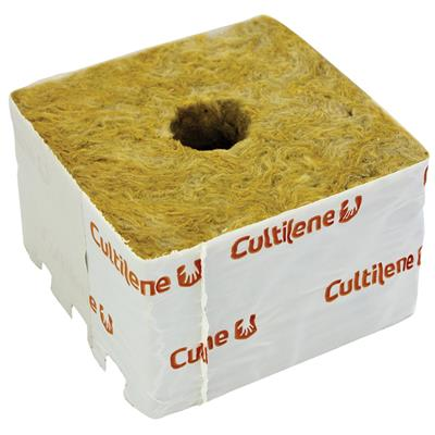 "Cultilène 100mm (4"") Cube - Small Hole (28/35)"