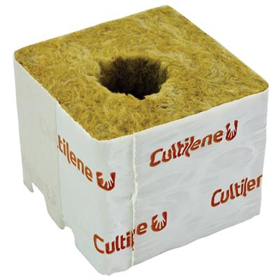 "Cultilène 75mm (3"") Cube - Small Hole (28/35)"