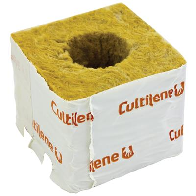 "Cultilène 75mm (3"") Cube - Large Hole (38/35)"