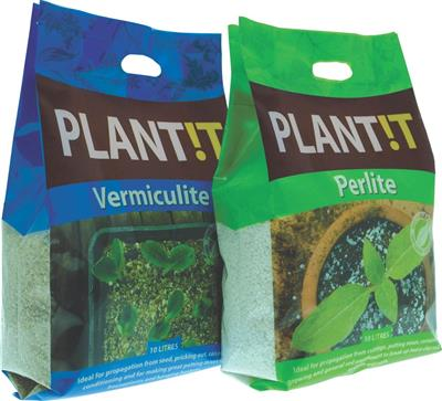 PLANT!T Perlite 10L - Box of 6 Bags