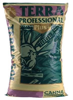 Canna TERRA Professional Plus Soil Mix bolsa 50L