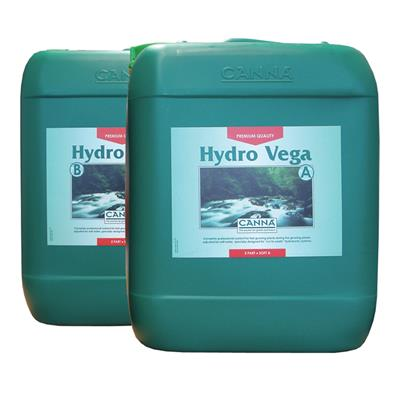 CANNA Hydro Vega Soft Water 10L Set (A+B)