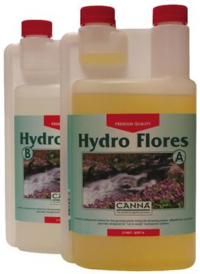 CANNA Hydro Flores Soft Water 1L Set (A+B)