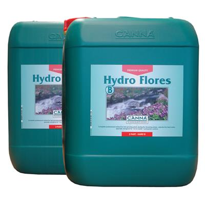 CANNA Hydro Flores Hard Water 5L Set (A+B)