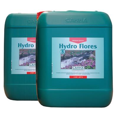Canna Hydro Flores Soft Water 10L Set (A+B)