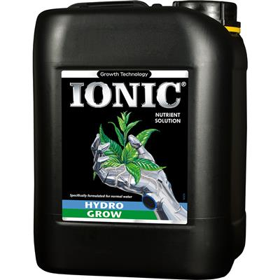 Ionic Hydro Grow Soft Water 5L
