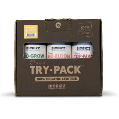 Biobizz Try·Pack - Indoor Pack
