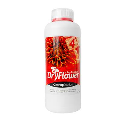 Dry Flower Clearing Solution 1L