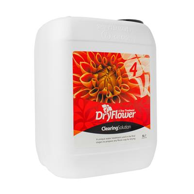 Dry Flower Clearing Solution 5L