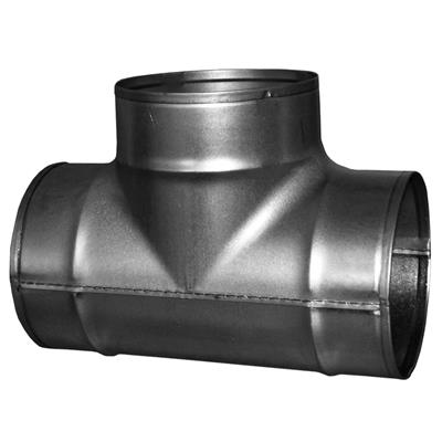 Ducting Tee Connector - 125mm