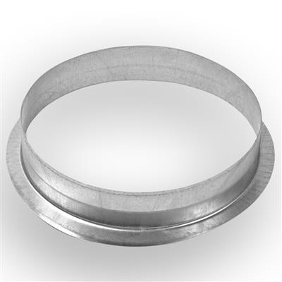 Ducting Wall Flange - 125mm