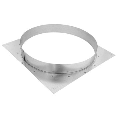 Square Backed Flange - 315mm