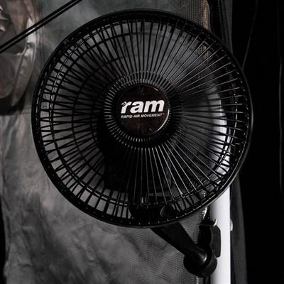 "RAM 180mm (7"") Oscillating Multi Fan – 20W"