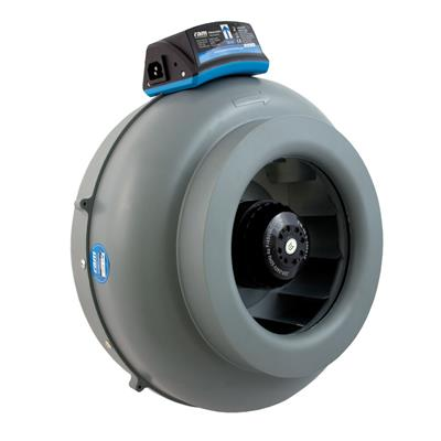 RAM Inline Duct Fan - 250mm - 1088m³/hr