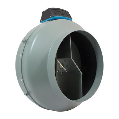RAM Inline Duct Fan - 250mm with UK Lead