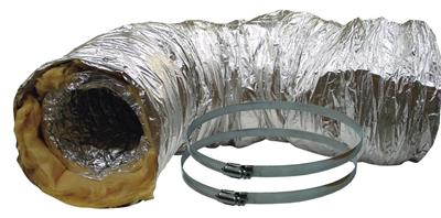 RAM SONODUCT Acoustic Ducting - 203mm x 5m